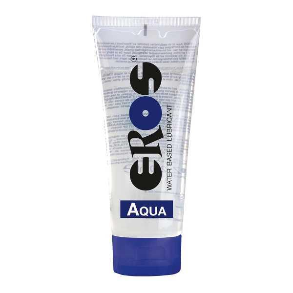 EROS Gleitgel auf Wasserbasis - Tube 200 ml