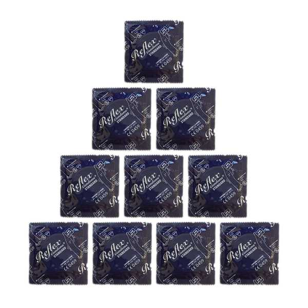 Reflex Condoms Standard 10 Kondome