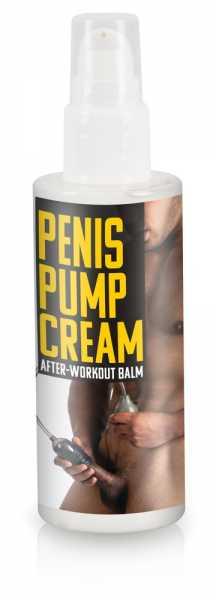 Penis Pump Cream