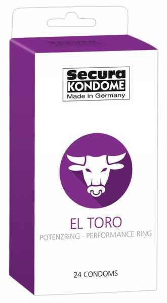 Secura El Toro 24 Kondome