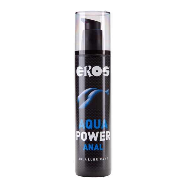 EROS Aqua Power Anal-Gleitcreme 250 ml