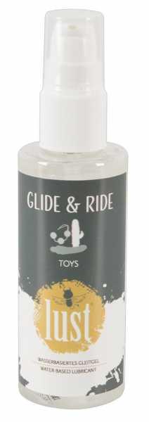 Lust Toys Gleitgel 100 ml