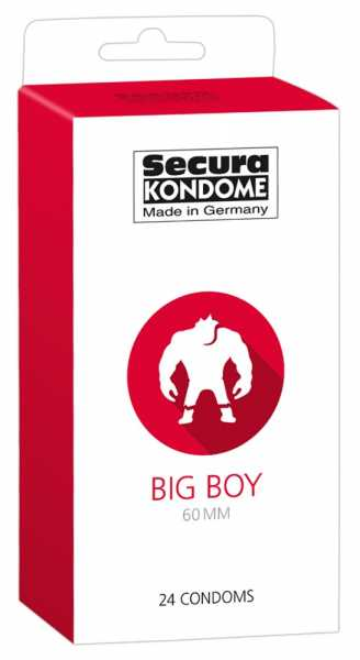 Secura Big Boy 24 Kondome