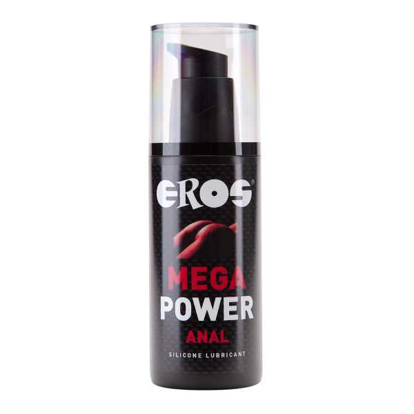 EROS Mega Power Anal Gleitmittel 125 ml