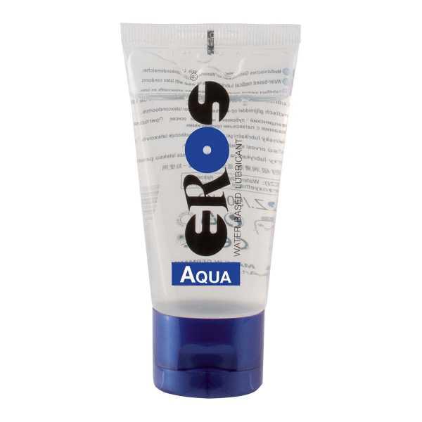 EROS Gleitgel auf Wasserbasis - Tube 50 ml