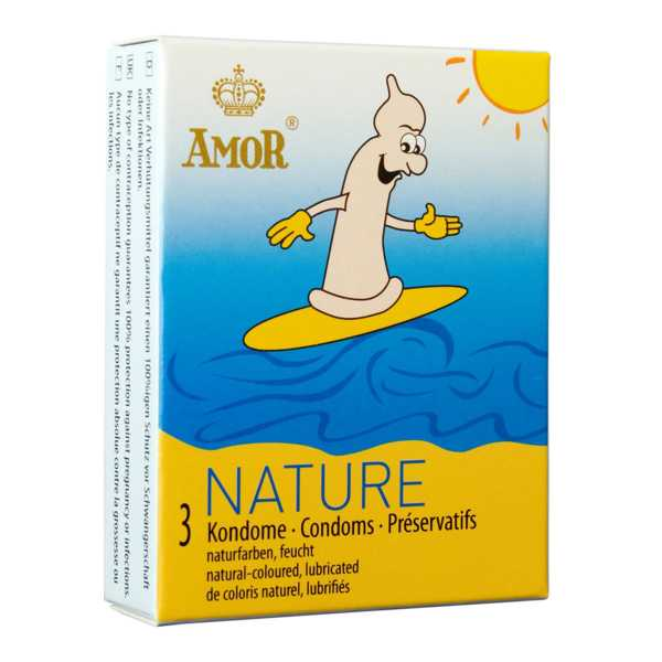 Amor Nature 3 Kondome