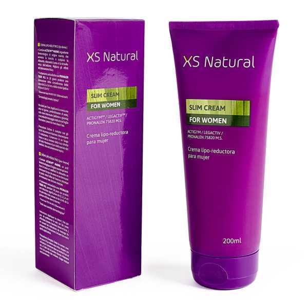 XS Natural Slim Cream Women fettreduzierende Creme