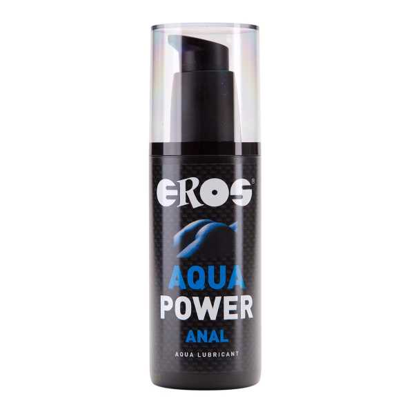 EROS Aqua Power Anal-Gleitcreme 125 ml