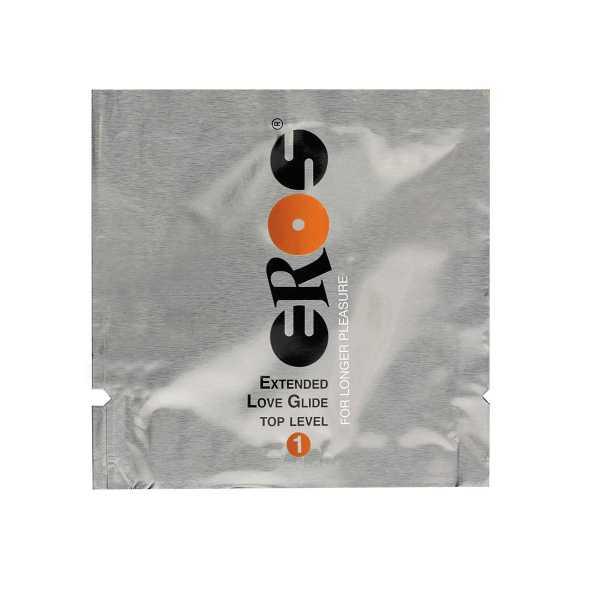 EROS Extended Love Glide - Top Level 1 Sachet 2 ml