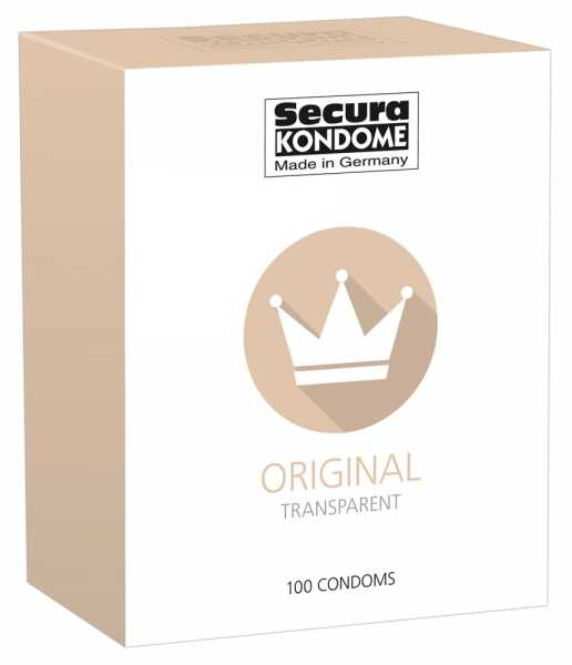 Secura Original 100 Kondome