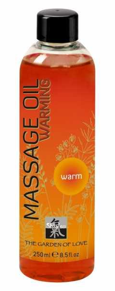 Massage Oil Warming Warm 250 ml