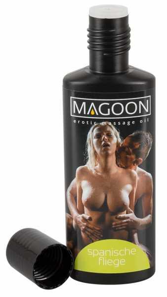 Magoon Spanische Fliege Massage-Öl 100 ml
