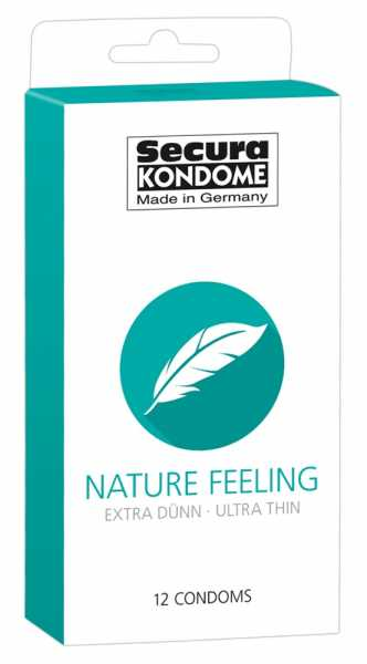 Secura Nature Feeling 12 Kondome