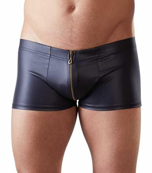 Herren-Pants mit Reißverschluss Svenjoyment Schwarz
