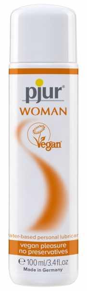 pjur Woman Vegan Gleitgel 100 ml