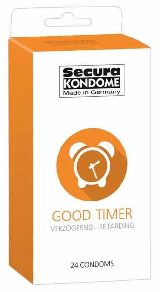 Secura Good Timer 24 Kondome