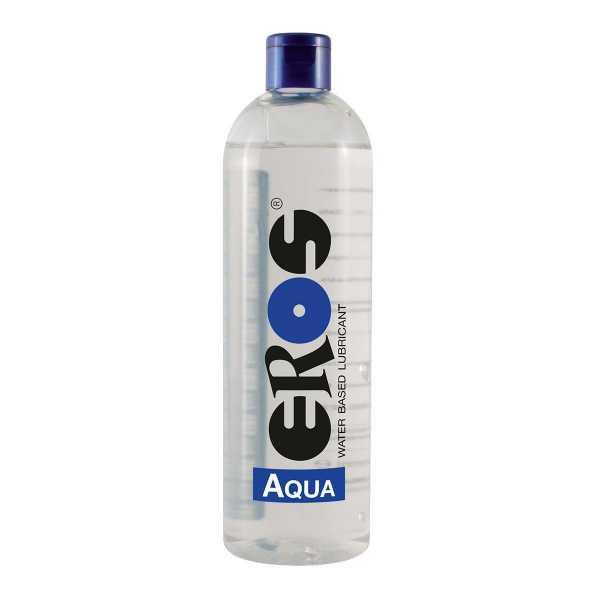 EROS Aqua Gleitgel - Flasche 500 ml