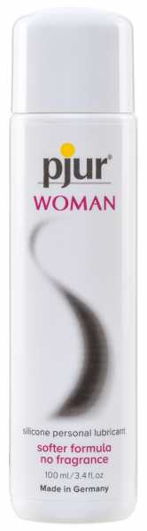 pjur Woman Silikon Gleitgel 100 ml