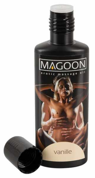 Magoon Vanille Massage-Öl 100 ml