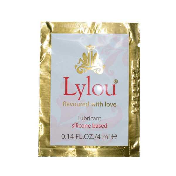 Lylou Gleitmittel auf Silikonbasis 4 ml