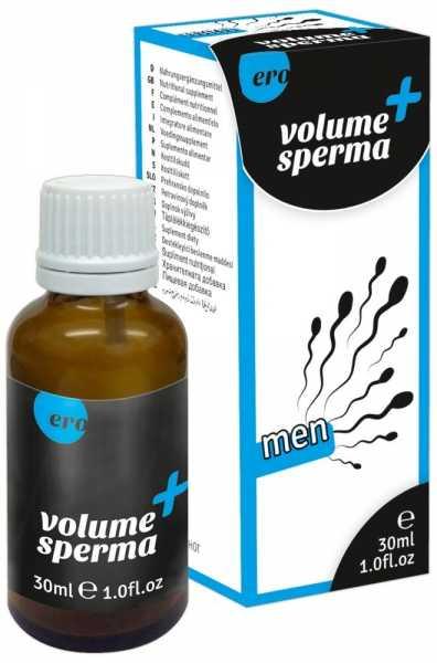 Volume Sperma + men