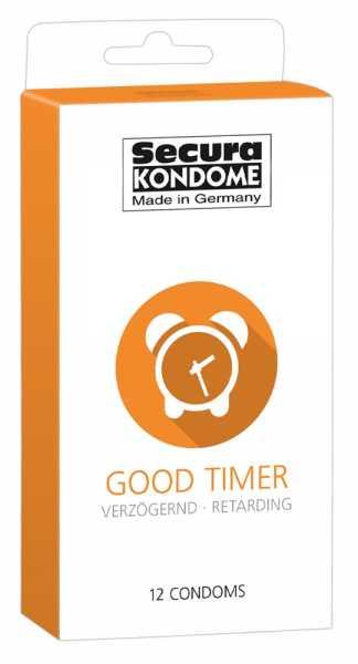 Secura Good Timer 12 Kondome