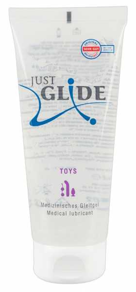 Just Glide Toys Gleitgel 200 ml