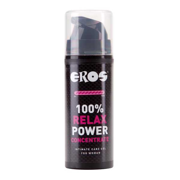 EROS 100% Relax Power Concentrate Woman 30 ml
