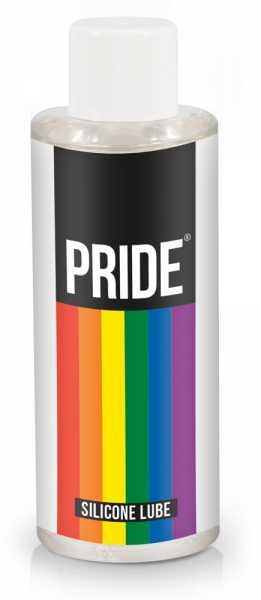 Pride Silicone Lube 100 ml