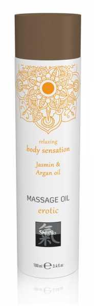 Massageöl Erotic Jasmin & Argan oil 100 ml