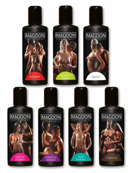 Best of Magoon Massage-Öl 700 ml