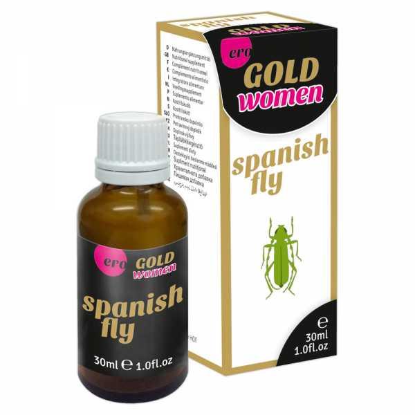 Spanish Fly Gold women