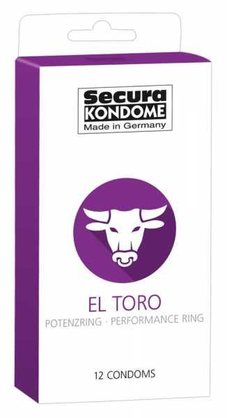 Secura El Toro 12 Kondome