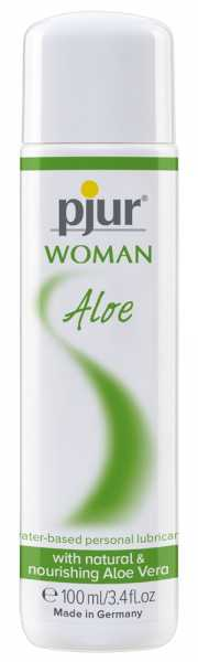 pjur Woman Aloe Gleitgel 100 ml