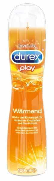 Durex Play Warming Gleitgel 100 ml