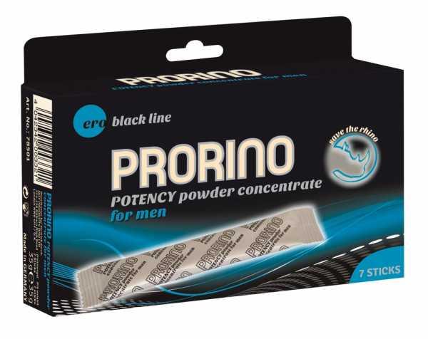 Prorino Libido Powder Concentrate men