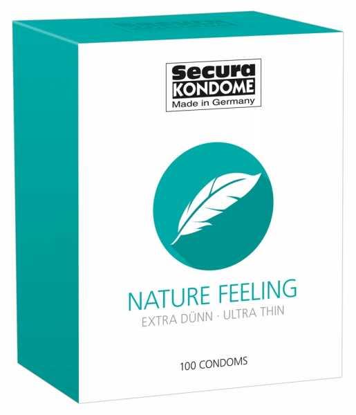 Secura Nature Feeling 100 Kondome
