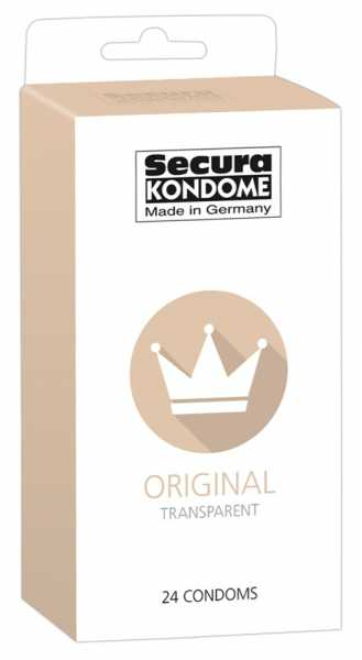 Secura Original 24 Kondome