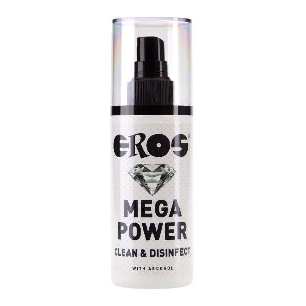 EROS Mega Power Clean & Disinfect 125 ml