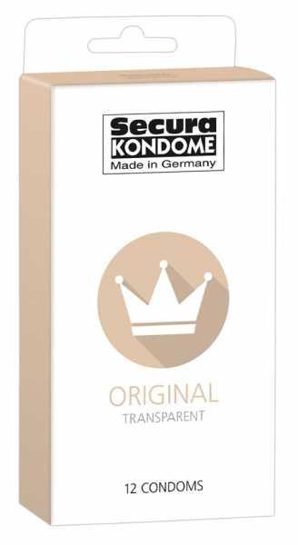 Secura Original 12 Kondome
