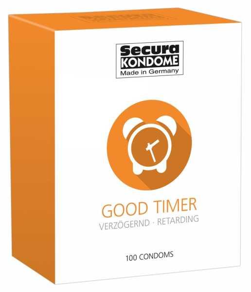 Secura Good Timer 100 Kondome