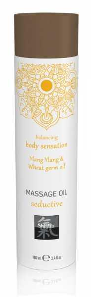 Massageöl Seductive Ylang Ylang & Wheat germ oil 100 ml